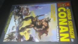 A Espada Selvagem De Conan - Vol. 1 (português) Panini