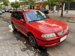 Volks parati ano 2002 turbo completo kit gnv aceito cartao em ate 12 vezes