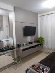 Apartamento com 2 quartos à venda, 47 m² por R$ 210.000 - Copacabana - Uberlândia/MG