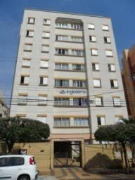 Apartamento com 3 dormitórios para alugar, 76 m² por R$ 1.100,00/mês - Igapó - Londrina/PR