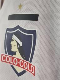Camisa I Colo-Colo 1 linha Nacional