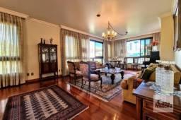Apartamento à venda com 4 dormitórios em Lourdes, Belo horizonte cod:277236