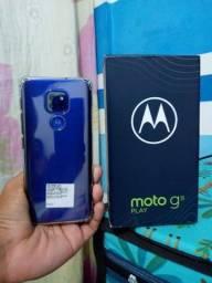Título do anúncio: Moto g9 play novo