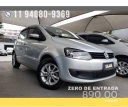 Título do anúncio: Volkswagen Fox 1.0 VHT (Flex) 4p 2012 2013 completo
