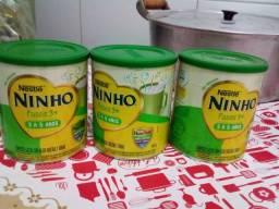 Vendo leite ninho frases 3+
