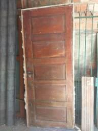 Porta externa macissa barbada