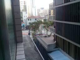 Apartamento com 1 dormitório para alugar, 40 m² por R$ 1.800,00/mês - Gonzaga - Santos/SP