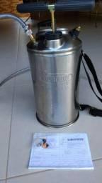 Pulverizador Guarany inox 8 litros