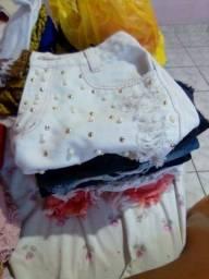 Pacote de short jeans 40/42