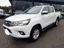 Título do anúncio: Toyota Hilux 2018/2018