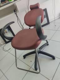 Cadeira Hidráulica Reclinável Haisan