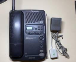 Secretária eletrônica sem fio Panasonic KX-TCM418-B