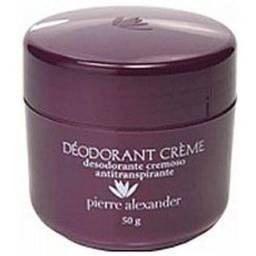 Desodorante cremoso - Pierre Alexander - 50g