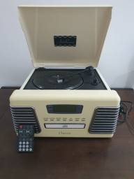 Toca Disco CD MP3 AutoRama