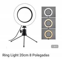 Ring fill light 20 cm
