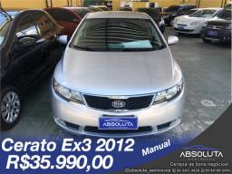 Kia acetato Ex3 2012 Manual