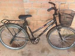 Bicicleta aceito cartão