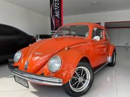 Título do anúncio: VW Fusca 1972 - 1500 gasolina - placa preta