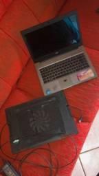 Vendo notebook em ótimo estado !