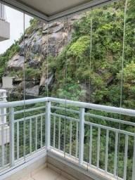 Apartamento com 3 dormitórios para alugar, 84 m² por R$ 2.500/mês - Marapé - Santos/SP