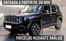 Título do anúncio: Jeep Renegade 2.0 Longitude (PARCELAMOS)