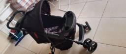 Carrinho de bebê Cosco + Canguru