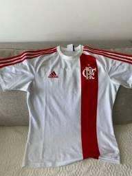 Título do anúncio: Camisa de treino antiga Flamengo M