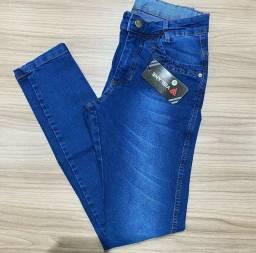 Calça Jeans Vislaine com Laycra