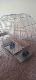 gaiola p/ pássaros