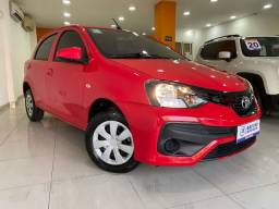 Título do anúncio: Toyota Etios 1.3 X 2020 ( Zero 1700kms )