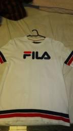 camiseta Fila M.