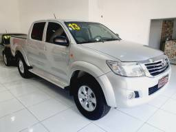 HILUX CD SR 2.7 2013 4X2 AUT. FLEX