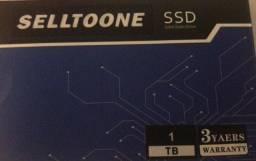 Título do anúncio: SSD - SELLTOONE de 1T