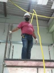 Eletricista - Projeto, montagem e manutenção.