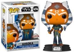 Funko Pop! Star Wars Clone Wars:  Ahsoka Special Edition #414