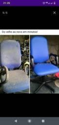 Reforma e manutenção em cadeiras