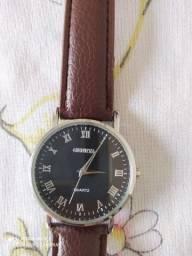 Relógio Geneva Números Romanos