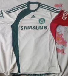Camisa Palmeiras Adidas 2009 Tam. P
