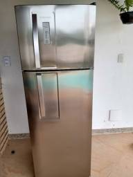 Refrigerador Frost Free 310l Inox Df36x