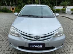 Toyota Etios Sedan XS 1.5 Pronto para Uber 2013