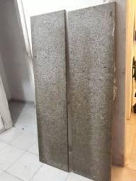 Bancada de granito cinza