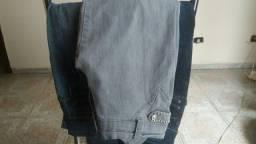 Calcas jeans tam entre 44 e 46