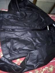 Jaqueta de couro....nova...110.00reais