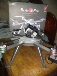 Vendo drone bugs 3 pro!  Precisa trocar um motor
