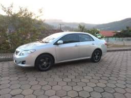 Toyota Corolla XEi 1.8 flex 16v 2010 em excelente estado de conservação