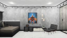 Apartamento no Centro/Kalilandia (Loft/Flat)- Celita Franca / Executive Apart Hotel