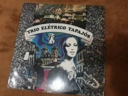 Título do anúncio: Lp ou disco de vinil Trio Elétrico Tapajós 1969