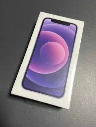 iPhone 12 roxo 64gb