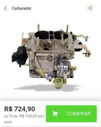 Carburador para motor cht