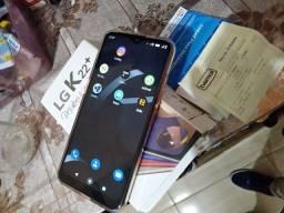 LG k22+ novo